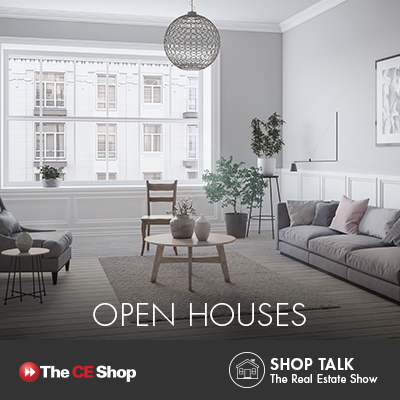 Grow your real estate business by hosting a great open house.